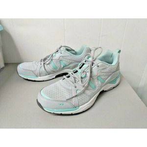 Ryka 9 Revenant Tennis Shoe Mint Green